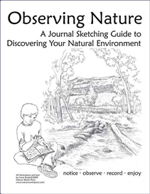 observing nature - a journal sketching guide