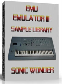 emu emulator iii   -  sample library  -