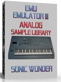 Emu Emulator Iii  Analog  - Sample Library - | Music | Soundbanks