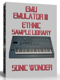 emu emulator iii ethnic - sample library -