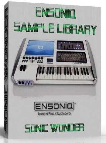 Ensoniq Library - Wave Samples - -