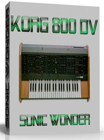 korg 800dv  - sample pack -
