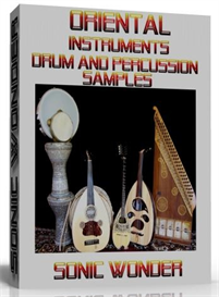 oriental instruments - drums - percs -  wav samples -   -