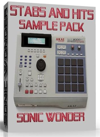 stabs and  hits sample  pack