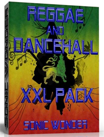 reggae and dancehall xxl pack  - wave -