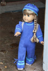 dollknittingpattern 0033d kirsten - suit-hat-backpack-shoes