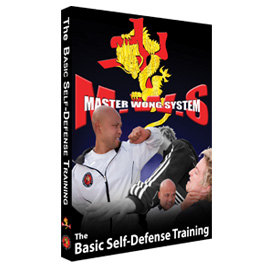 basic self-defence training
