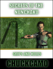 secrets of the nunchaku grips and holds