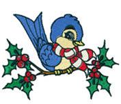 swallows at christmas