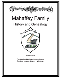 Mahaffey Family History and Genealogy | eBooks | History