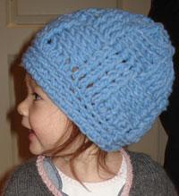 #67 Basketweave Crochet Hat for Babies and Adults PDF Crochet Pattern | Other Files | Arts and Crafts