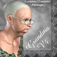 grandma for v4