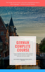 FSI German 1 | eBooks | Language