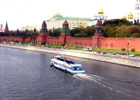 Moskva River Boat MP3 Audio Tour | Software | Mobile