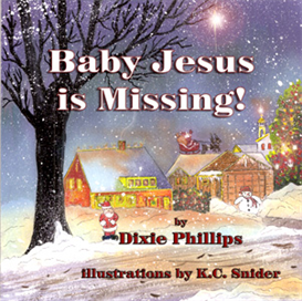 Baby Jesus is Missing | eBooks | Children's eBooks