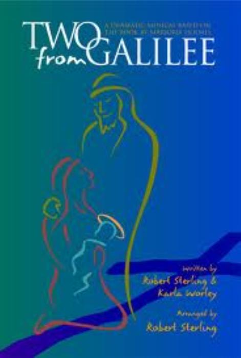First Additional product image for - Two From Galilee Hebrew Dance for full orchestra