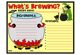 what's brewing recipe set