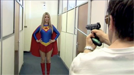 film - superwoman - unwanted guest