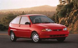 1997 Ford Aspire MVMA | Other Files | Documents and Forms