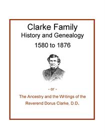 clark family history and genealogy