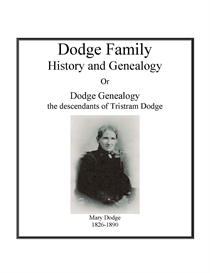 dodge family history and genealogy