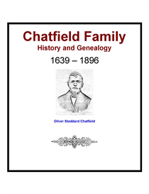 chatfield family history and genealogy