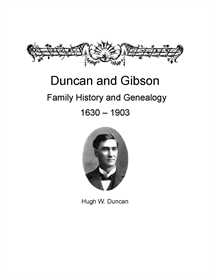 duncan family history and genealogy