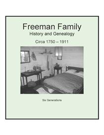 Freeman Family History and Genealogy | eBooks | History