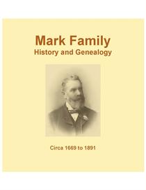 mark family history and genealogy