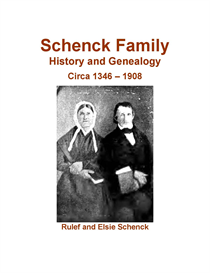 schenck family history and genealogy