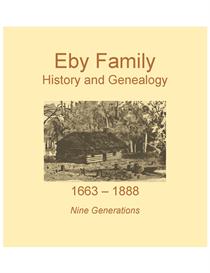 eby family history and genealogy