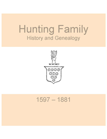 hunting family history and genealogy