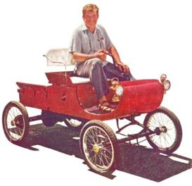 1901 Olds Horseless Carriage Plans | eBooks | Technical
