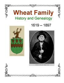 wheat family history and genealogy