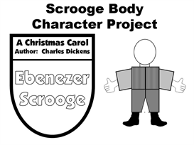 scrooge character body project