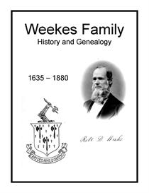 weekes family history and genealogy