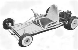 vintage go-kart plans 2 different