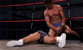 0102-ray martinez vs cameron davis - wrestling match