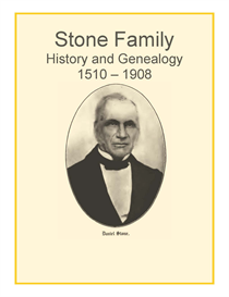 Stone Family History and Genealogy | eBooks | History