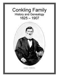 conkling family history and genealogy