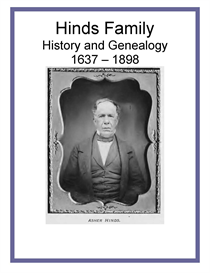 Hinds Family History and Genealogy | eBooks | History