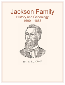 jackson family history and genealogy
