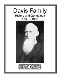 Davis Family History and Genealogy | eBooks | History