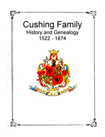 cushing family history and genealogy