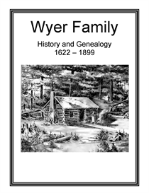 wyer family history and genealogy