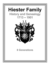 Hiester Family History and Genealogy | eBooks | History