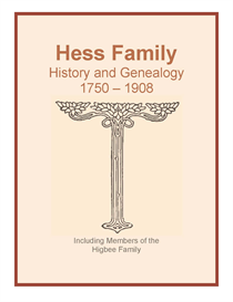Hess Higbee History and Genealogy | eBooks | History