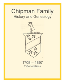 chipman family history and genealogy