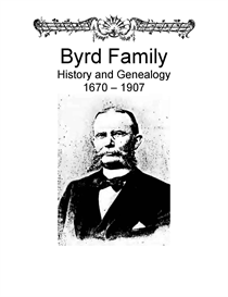 byrd family history and genealogy
