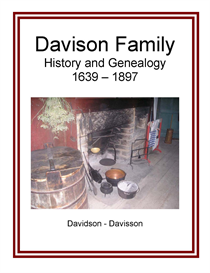 davison family history and genealogy